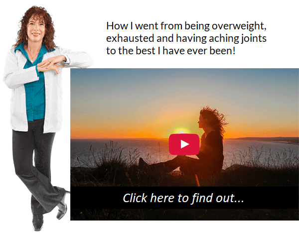 Watch Video about How I went from being overweight, exhausted and having aching joints to the best I have ever been